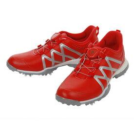 アディダス(adidas) ゴルフシューズ 【オンラインストア価格】 ゴルフシューズ アディパワーブーストボア F33649RD (レディース) (Lady's)