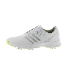 アディダス(adidas) ゴルフシューズ スパイク鋲 レディース 【アディダス限定】 レスポンスバウンスBOA F33668WY (Lady's)
