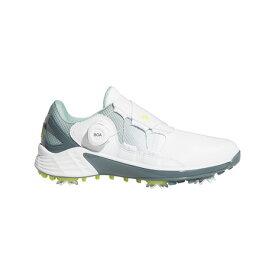【20日限定!最大11%クーポンあり&エントリーでP+4倍】アディダス(adidas) ゴルフシューズ スパイク レディース ゼッドジー21 ボア W FW5634 (レディース)
