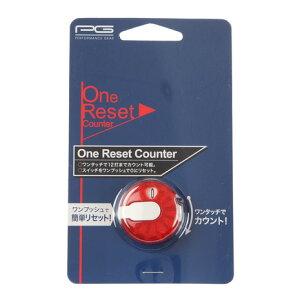 ピージー(PG) ワンリセットカウンター PGDY9T3001.RED (メンズ、レディース、キッズ)