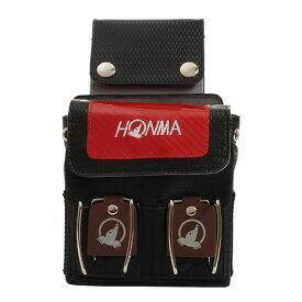 ホンマゴルフ(HONMA) パークゴルフ ウエストポーチ PGB-1801 BK/RED (Men's、Lady's)