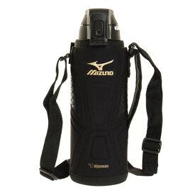 ミズノ(MIZUNO) 水筒 1リットル 1L クールボトル SD-FX10-BA (Men's、Lady's)
