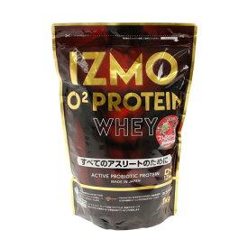 イズモ(IZMO) プロテイン IZMO O2 プロテインホエイ100 ストロベリー風味 1000g オンライン価格 (Men's、Lady's)