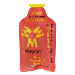 【ポイント最大14倍!5のつく日限定!エントリー要】Magon MAG-ON エナジージェル ピンクグレープフルーツフレーバー TW210232 (Men's、Lady's)