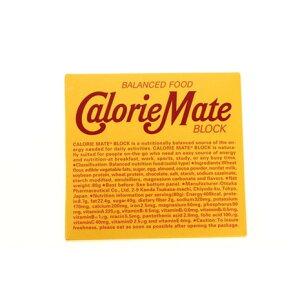 カロリーメイト(CalorieMate) カロリーメイトブロック 4本入 チョコレート味 (メンズ、レディース、キッズ)