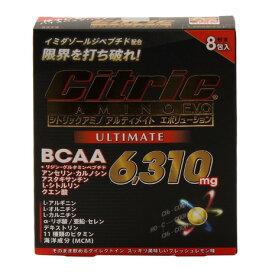 シトリックアミノ(CitricAMINO) アルティメイト エボリューション アルティメイトエボリューション 60g (メンズ、レディース)