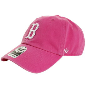 フォーティーセブン ブランド(47 Brand) Red Sox CLEAN UP キャップ B-RGW02GWSNL-MA オンライン価格 (メンズ)