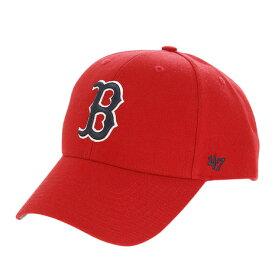 【30日限定!ポイント最大+4倍!0の日要エントリー】フォーティーセブン ブランド(47 Brand) MLB ボストン・レッドソックス キャップ B-MVP02WBV-RD0 (メンズ)