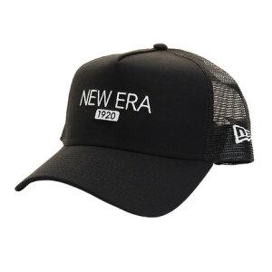 ニューエラ(NEW ERA) 9FORTY A-Frame トラッカー キャンバス ニューエラ 1920 12108904 (メンズ)