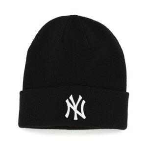 フォーティーセブン ブランド(47 Brand) Yankees 47 Raised カフスニット B-RKN17ACE-BKB (メンズ)