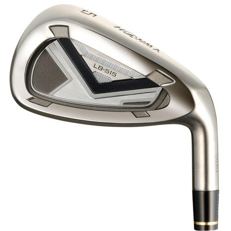 ホンマゴルフ(HONMA) LB515 アイアンセット (#6〜#10 5本セット・SEVグリップ装着) NS PRO 850GH 2014年モデル (Men's)