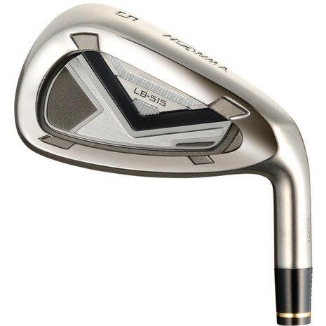 ホンマゴルフ(HONMA) LB515 アイアンセット (#6〜#10 5本セット・SEVグリップ装着) LB-1000カーボンシャフト 2014年モデル (Men's)