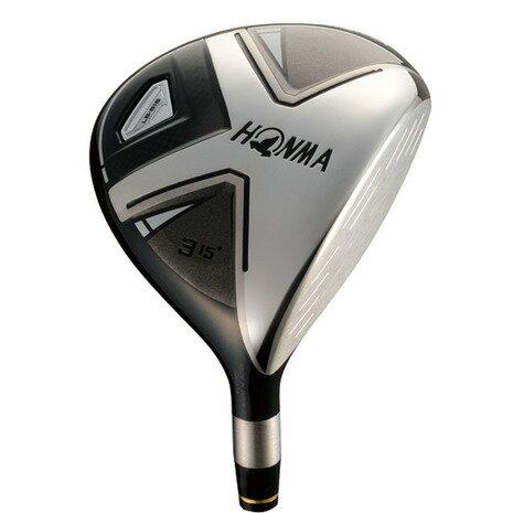 ホンマゴルフ(HONMA) LB515 フェアウエイウッド (#3 ロフト15度・SEVグリップ装着) LB-1000カーボンシャフト 2014年モデル (Men's)