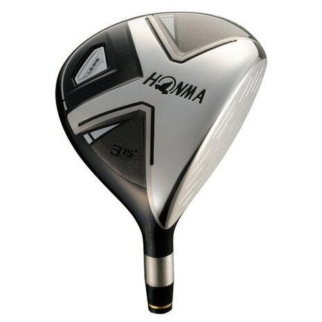 ホンマゴルフ(HONMA) LB515 フェアウエイウッド (#5 ロフト18度・SEVグリップ装着) LB-1000カーボンシャフト 2014年モデル (Men's)