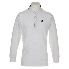 アドミラル(Admiral) ゴルフウェア メンズ テクニカル ポロシャツ ADMA8P1-WHT (Men's)