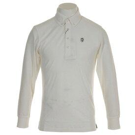 アドミラル(Admiral) ゴルフウェア メンズ UJ リンクス L/S BDシャツ ADMA8T6-WHT (Men's)