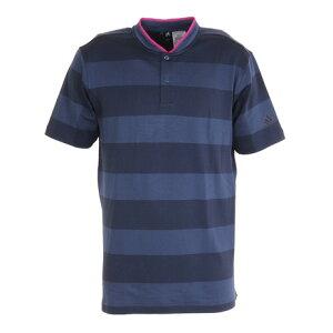 アディダス(adidas) PRIMEKNIT 半袖スタンドカラーシャツ 27491-GL4639N (メンズ)