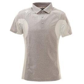 デサントゴルフ(DESCENTEGOLF) g-arc ショートスリーブシャツ DGMLJA00-GY00 (Men's)