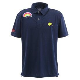 KIWI&CO. Round Collar 半袖ポロシャツ 6 KIWI5SP03M201-C079 (Men's)