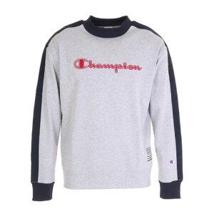 チャンピオン(CHAMPION) モックネックシャツ C3-TG402 070 (メンズ)