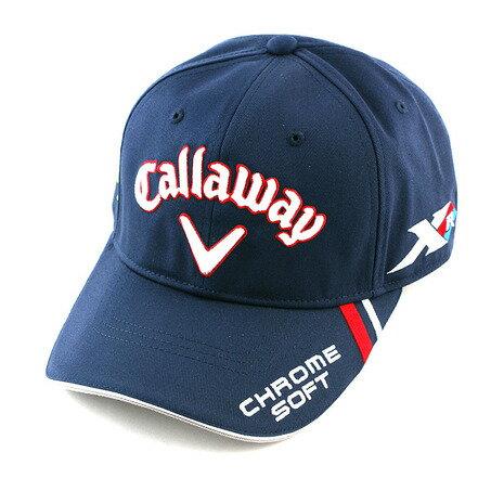 キャロウェイ(CALLAWAY) 17M Callaway Tour Cap 17JM 247-7984500-120 NVY【17春夏】 (Men's)