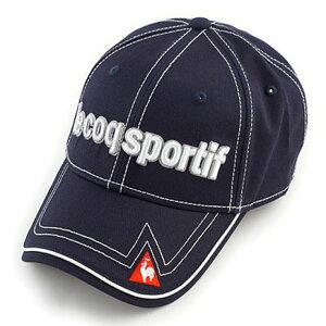 ルコック スポルティフ(Lecoq Sportif) クリップマーカーツキコットンCAP (ゴルフ衣料小物) QG0264-M193 《D》 付属品:D (Men's)
