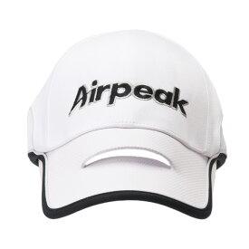 エアピーク(Airpeak) Airpeak(エアピーク) Athlete3 ゴルフ用キャップ A-00-04-F (Men's)