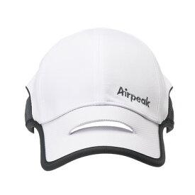 エアピーク(Airpeak) Airpeak(エアピーク) Athlete3 ゴルフ用キャップ A-00-05-F (Men's)