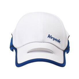 エアピーク(Airpeak) Airpeak(エアピーク) Athlete3 ゴルフ用キャップ A-00-07-F (Men's)