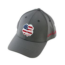ブラッククローバー(Black Clover) キャップ USA Luck4 grey L/XL (Men's)