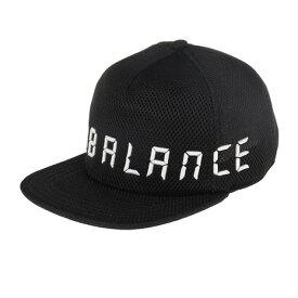 ニューバランス(new balance) SPORT フラットブリムキャップ 012-0187005-010 (Men's)