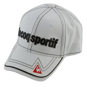 ルコック スポルティフ(Lecoq Sportif) クリップマーカーツキコットンCAP (ゴルフ衣料小物) QG0264-N942 (D) マーカー付 (Men's)