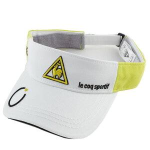 ルコック スポルティフ(Lecoq Sportif) クリップマーカーメッシュバイザー (ゴルフ衣料小物) QG0267-L859 《D》 付属品:D (Men's)