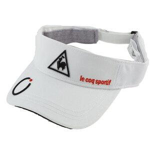 ルコック スポルティフ(Lecoq Sportif) クリップマーカーメッシュバイザー (ゴルフ衣料小物) QG0267-N942 (D) 付属品:D (Men's)