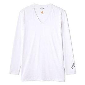 キャロウェイ(CALLAWAY) 19M 天竺UネックTシャツ 241-9932511-030 (Men's)