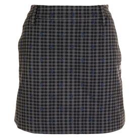 セントアンドリュース(ST.ANDREWS) STAモノグラムチェックジャガードスカート 043-9234900-120 (Lady's)