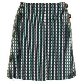 セントアンドリュース(ST.ANDREWS) スクエアージャガードスカート 043-9234902-120 (Lady's)