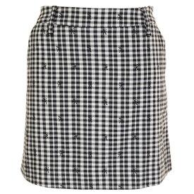セントアンドリュース(ST.ANDREWS) STAモノグラムチェックジャガードスカート 043-9234900-030 (Lady's)