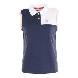 ニューバランス(new balance) スリーブレス ポロシャツ 012-1160513-120 (レディース)