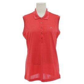 アルベルト(Albelt) ゴルフウェア レディース Lノースリーブポロ SHARRY63708B-AL740 (Lady's)