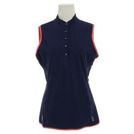COLMAR ゴルフウェア レディース Lノースリーブシャツスタンドカラー 8708-4RU8B-CL68 (Lady's)