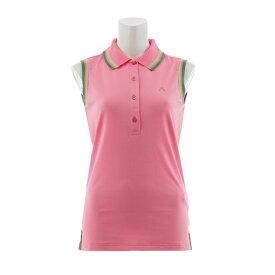 アルベルト(Albelt) ゴルフウェア レディース ノースリーブポロシャツ FINJA63018B-AL730 (Lady's)