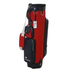 フィドラ(FIDRA) [オンラインストア価格]キャディバッグ 2016 CANVAS CB 8.5 BI282376 RED(レディース) (Lady's)