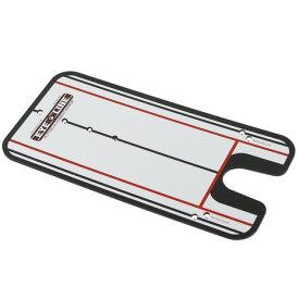アサヒゴルフ(asahigolf) アイラインゴルフ(EYELINE GOLF) クラシックパッティングミラー スモール (ゴルフ練習器具) ELG-MS13 (メンズ、レディース)