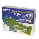 ダイヤ(DAIYA) ツインリターンパット (ゴルフ小物他) TR-260 (Jr)