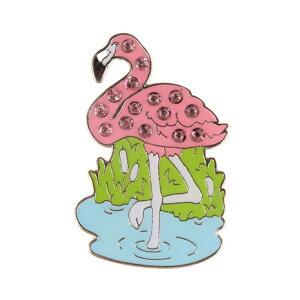 ナビカ(NAVIKA) ゴルフ クリップマーカー Flamingo (Men's、Lady's)