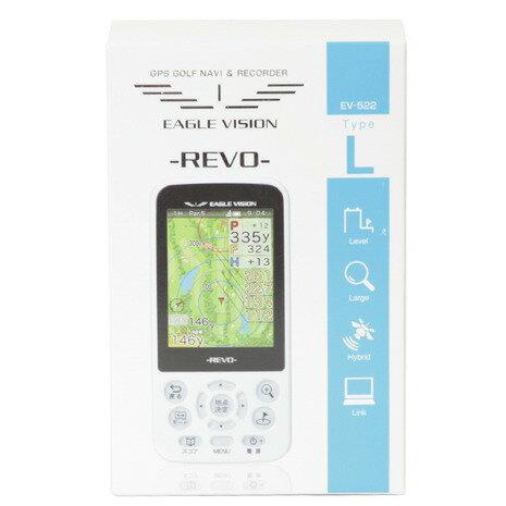 アサヒゴルフ 朝日ゴルフ(アサヒゴルフ) EV REVO EV-522 (ゴルフナビ) (Men's、Lady's)
