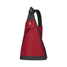 VICTORINOX(ビクトリノックス)公式 Altmont / アルトモントオリジナル デュアルコンパートメント モノスリング 7 L(レッド)【日本正規品】606750 鞄 カバン リュック ビジネス アウトドア メッセンジャーバック