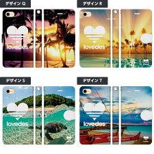 【iPhone6PLUS/iPhone6/iPhone5S/iPhone5C/iPhone5対応】デザイナーズモデル[手帳型ケース]LOVEDES