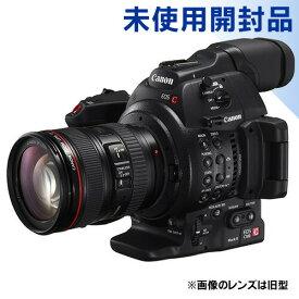 《未使用開封品》【送料無料、在庫あり!Canon業務用正規取扱販社です】Canon EOS C100 Mark II・EF24-105L IS II USM レンズキット デジタルシネマカメラ 未使用開封品